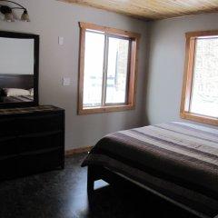 Отель Whisper Creek Lodge Бунгало Делюкс с различными типами кроватей
