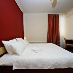 Отель Петровка 17 Улучшенный семейный номер