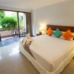 Отель Coconut Village Resort 4* Улучшенный номер с различными типами кроватей фото 2