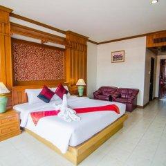 Отель Tony Resort 3* Номер Делюкс разные типы кроватей фото 2