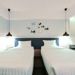 Krabi SeaBass Hotel 3* Улучшенный номер с различными типами кроватей