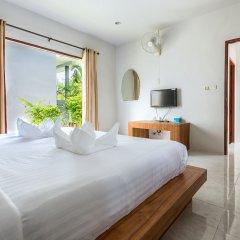 Отель Again At Naiharn Beach Resort 4* Улучшенный номер