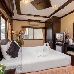 Отель Chang Club 2* Стандартный номер с различными типами кроватей