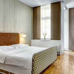 Three Crowns Hotel Prague 4* Улучшенный номер с двуспальной кроватью