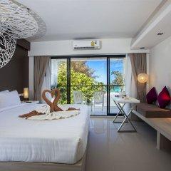 Отель Coral Inn 3* Улучшенный номер разные типы кроватей фото 3