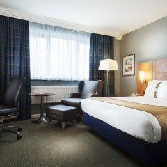Отель Holiday Inn London-Bloomsbury 3* Представительский номер с различными типами кроватей фото 3
