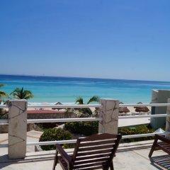 Отель Solymar Cancun Beach Resort крыльцо фото 2