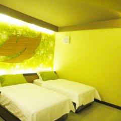 Aleaf Bangkok Hotel 3* Стандартный номер с различными типами кроватей