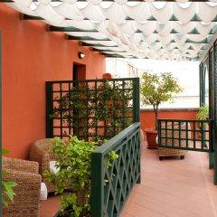 Отель c-hotels Fiume терраса/патио