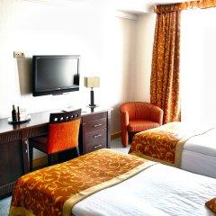 Actor Hotel Budapest 4* Стандартный номер с двуспальной кроватью