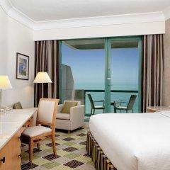 Отель Hilton Dubai Jumeirah 5* Представительский номер с различными типами кроватей фото 10