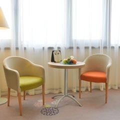 Suite Hotel Sofia 4* Стандартный номер с разными типами кроватей