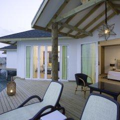 Отель Cinnamon Dhonveli Maldives-Water Suites 5* Люкс с различными типами кроватей