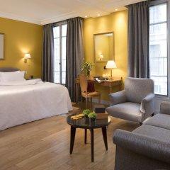 Hotel Le Littre 4* Улучшенный номер с различными типами кроватей