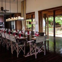Отель Villa Katrani Самуи обед