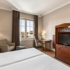 Отель NH Brussels Carrefour de l'Europe комната для гостей