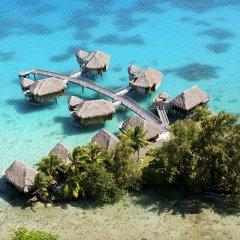 Отель Sofitel Bora Bora Marara Beach Resort Французская Полинезия, Бора-Бора - отзывы, цены и фото номеров - забронировать отель Sofitel Bora Bora Marara Beach Resort онлайн приотельная территория фото 2