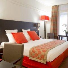 Отель Hôtel California Champs Elysées комната для гостей фото 7