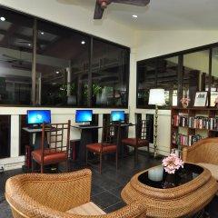 Отель Hyton Leelavadee Phuket деловой центр