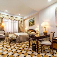 Гостиница Royal Tulip Almaty комната для гостей фото 10