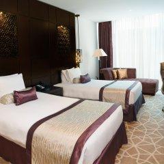 Отель Holiday Inn Dubai - Al Barsha комната для гостей фото 3