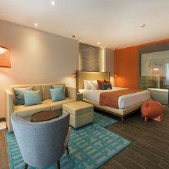 Отель Nickelodeon Hotels & Resorts Punta Cana - Gourmet 5* Стандартный номер с различными типами кроватей фото 3
