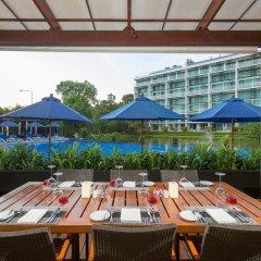 Отель Angsana Villas Resort Phuket ресторан
