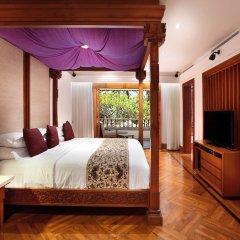 Nusa Dua Beach Hotel & Spa 4* Люкс с различными типами кроватей