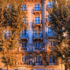 Отель Best Western Hotel So'Co by HappyCulture Ницца вид на фасад