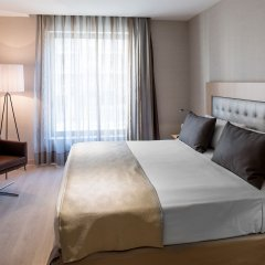 Отель Catalonia Sagrada Familia 3* Улучшенный номер с различными типами кроватей фото 9