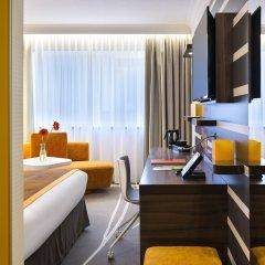 Отель Holiday Inn Amsterdam 4* Представительский номер