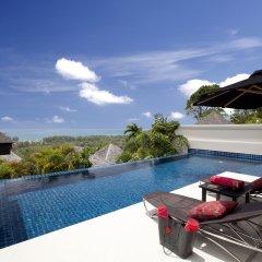 Отель The Pavilions Phuket 5* Вилла разные типы кроватей