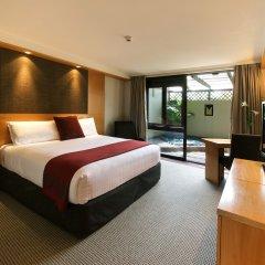 Millennium Hotel Rotorua 4* Номер Делюкс с различными типами кроватей