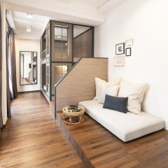 Warm Window Silom - Hostel Стандартный номер