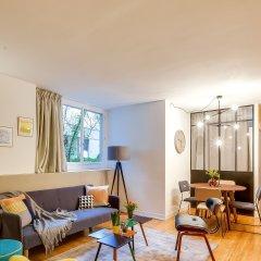 Апартаменты Sweet inn Apartments Saint Germain Стандартный номер с различными типами кроватей