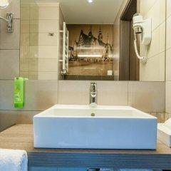 Q Hotel Plus Wroclaw 4* Стандартный номер с различными типами кроватей фото 6