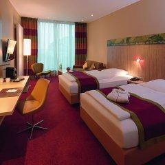 Movenpick Hotel Frankfurt City 4* Улучшенный номер с различными типами кроватей