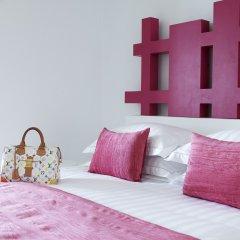 Отель Avant Garde Suites Стандартный номер с различными типами кроватей