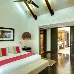 Отель LUX* Belle Mare 5* Вилла с различными типами кроватей