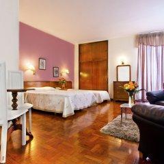 Мини-отель Residencial Colombo Студия с различными типами кроватей фото 2