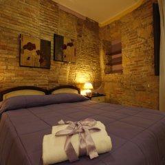 Отель Affittacamere Arcobaleno 2* Улучшенный номер с различными типами кроватей