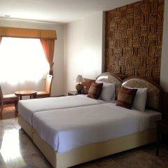 Отель Suwan Driving Range and Resort 3* Номер Делюкс с 2 отдельными кроватями
