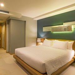Отель AVA Sea Resort 4* Улучшенный номер с различными типами кроватей