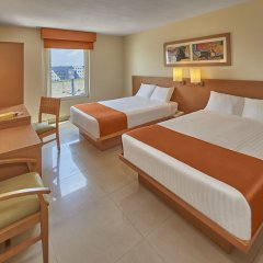 Отель City Express Mazatlán 3* Стандартный номер с 2 отдельными кроватями