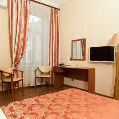 Апартаменты Гостевые комнаты и апартаменты Грифон Стандартный номер с различными типами кроватей фото 11