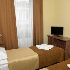Гостиница Вояж Стандартный номер с различными типами кроватей фото 13