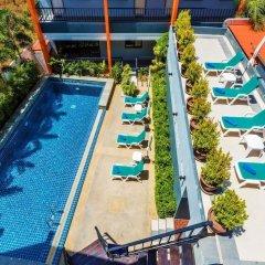 Отель Little Hill Phuket Resort открытый бассейн фото 2