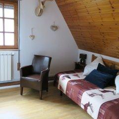Отель Ostería Roc'n'Cris Homebrew 3* Люкс повышенной комфортности разные типы кроватей