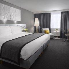 Отель Radisson Blu Edinburgh 4* Стандартный номер с различными типами кроватей
