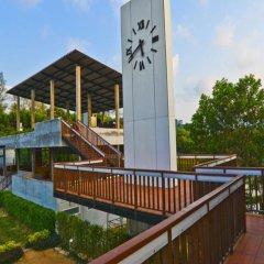 Отель The Touch Green Naiyang собственный двор